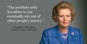 Thatcher-Socialism