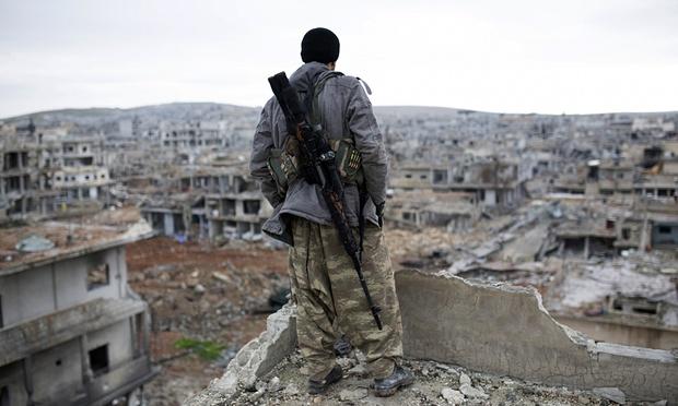 kurd kobani