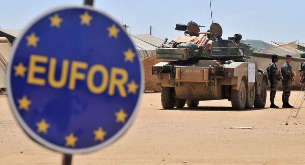 Η ΕΕ έχει αποδείξει στο πρόσφατο παρελθόν της ότι υπολείπεται σε στρατιωτική οργάνωση και αποτελεσματικότητα του ΝΑΤΟ.