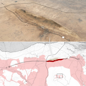 Η στρατηγική σημασία της πόλης Sinjar