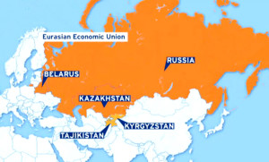 Eurasian-Economic-Union
