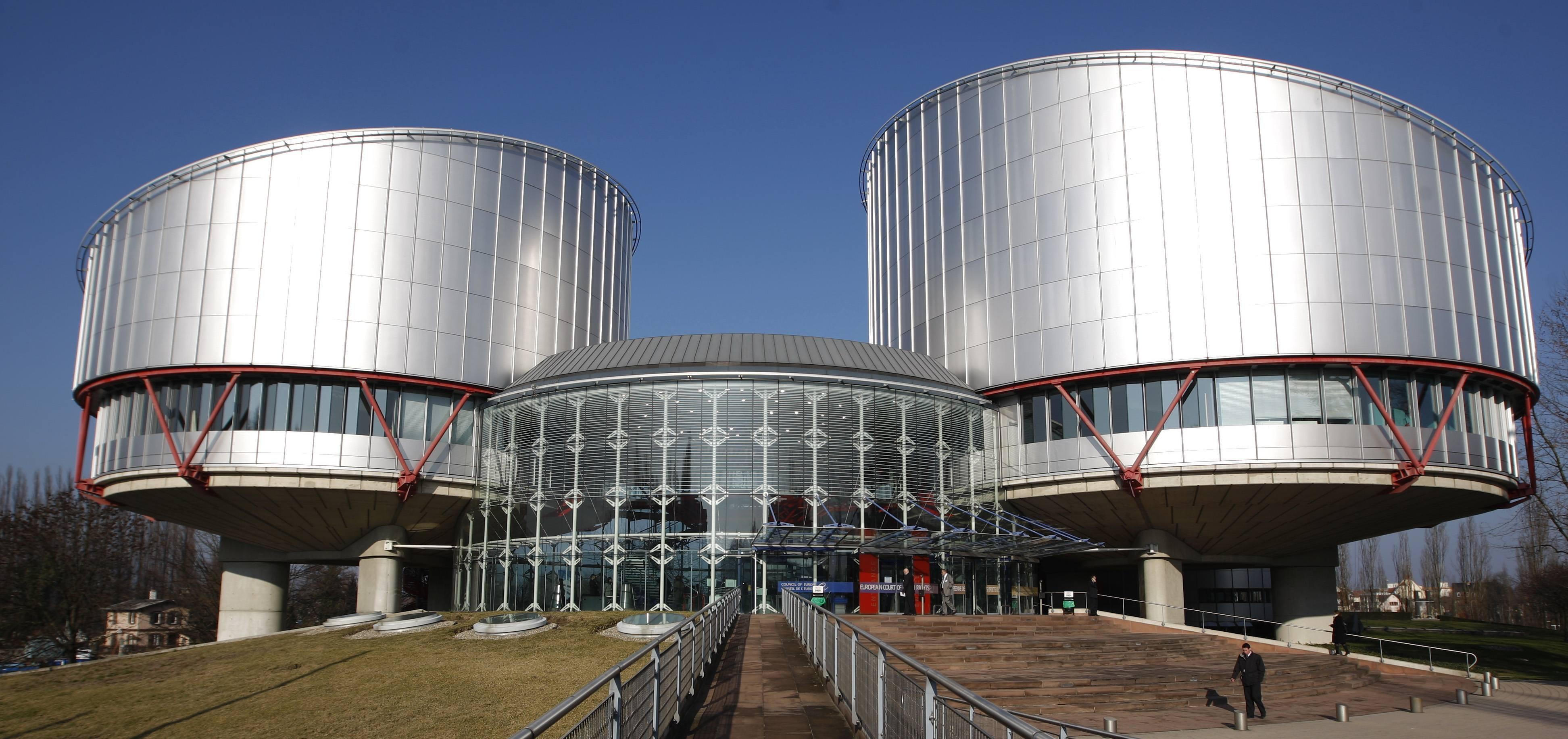 Το Ευρωπαϊκό Δικαστήριο Δικαιωμάτων του Ανθρώπου, στο Στρασβούργο