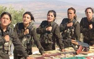 γυναικές πολεμίστριες