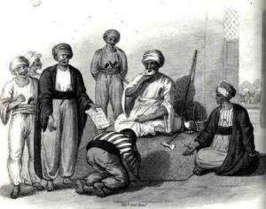 Η πρακτική του κεφαλικού φόρου εφαρμόστηκε σε όλες τις ισλαμικές πολιτείες εις βάρος των αλλόπιστων.