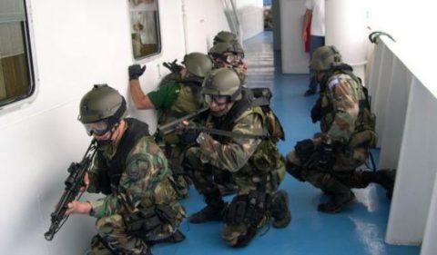 Πέρα από τα Πλοία Ανοιχτής Θάλασσας, οι ομάδες ειδικών αποστολών παίζουν κυρίαρχο ρόλο στη προβολή ισχύος στο εξωτερικό.