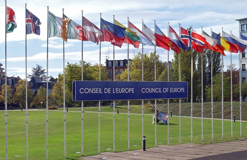 Το Συμβούλιο της Ευρώπης ως θεματοφύλακας των ανθρωπίνων δικαιωμάτων »  Power Politics