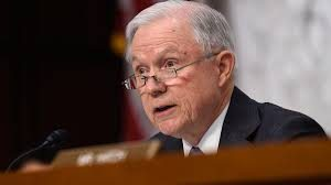 Jeff Sessions, attorney general
