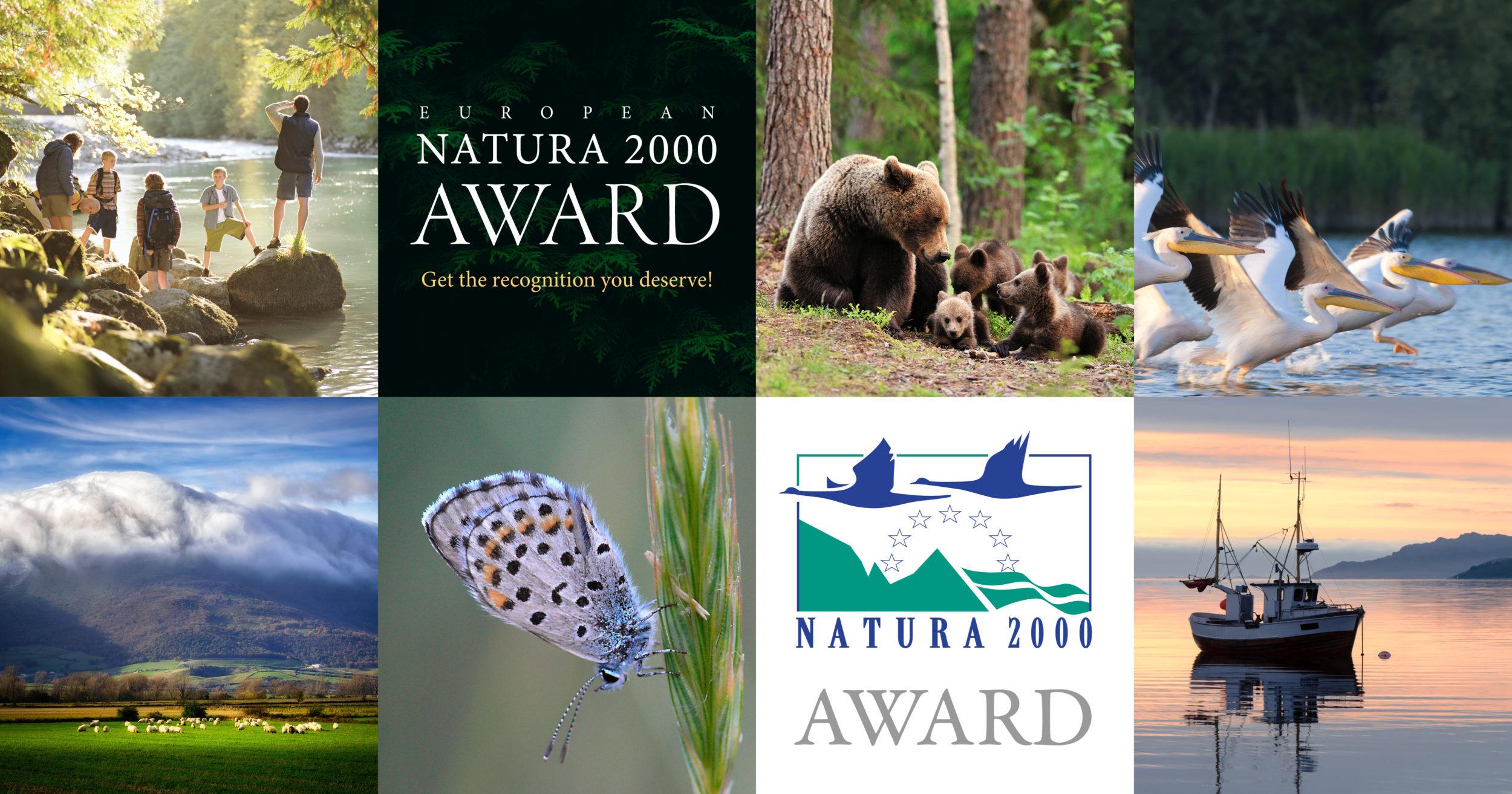 Αποτέλεσμα εικόνας για βραβεία Natura 2018