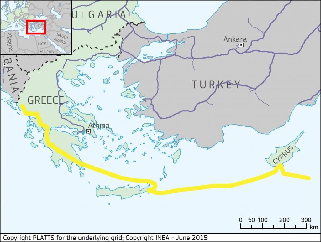 Eastern Mediterranean Natural Gas Pipeline – Pre-FEED Studies_ European Commission 2015