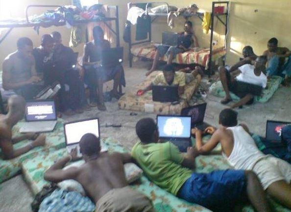 Γκάνα ηλεκτρονικές σχέσεις απάτες