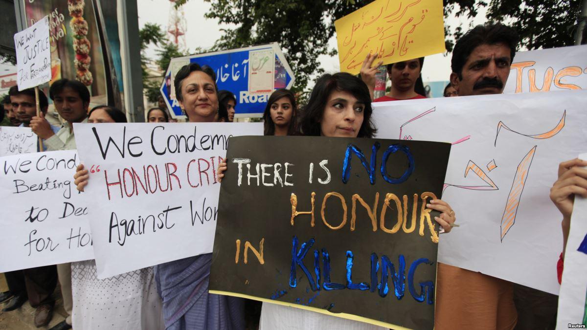 """Εγκλήματα """"τιμής"""": Η στυγνή παραβίαση των γυναικείων ανθρωπίνων δικαιωμάτων..."""