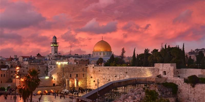 Ιερουσαλήμ: Το