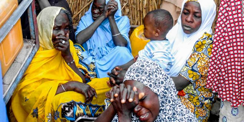 Γυναίκες βομβίστριες αυτοκτονίας στη Boko Haram