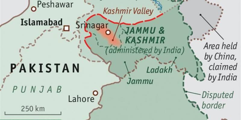 Kashmir: Μία περιοχή, τρία κράτη