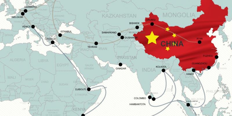 Η οικονομική άνοδος της Κίνας στη Ν.Α. Ασία