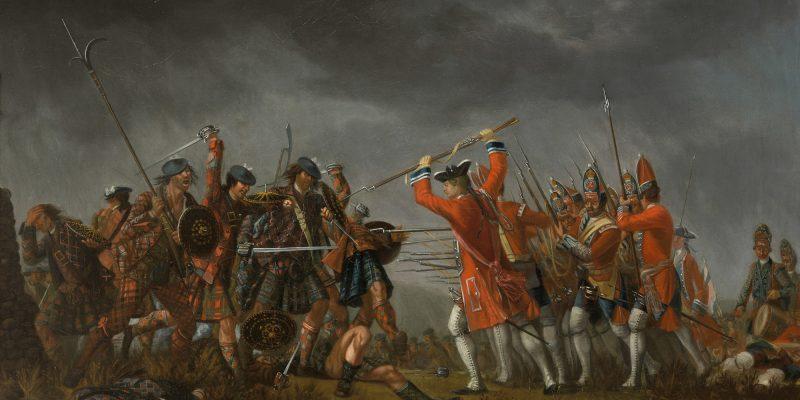Η Μάχη του Καλλόντεν και η εξέγερση των Ιακωβιτών