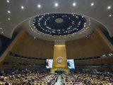 Ανασκόπηση της Γενικής Συνέλευσης του ΟΗΕ