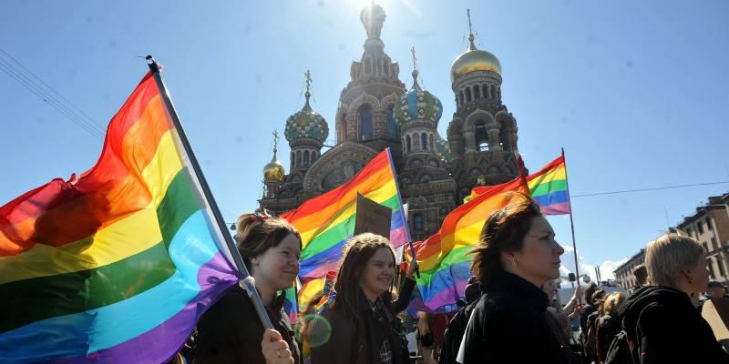 ΛΟΑΤΚΙ δικαιώματα στη Ρωσία