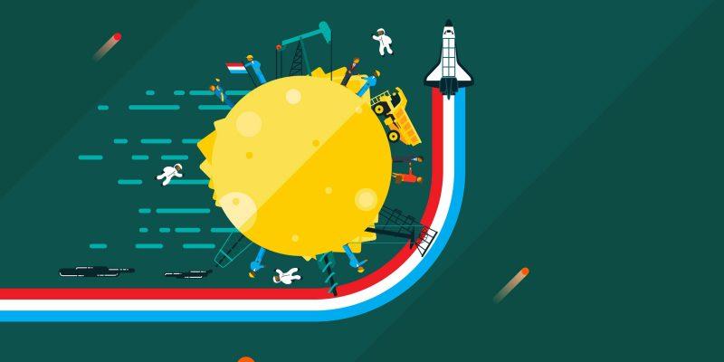 Το διαστημικό πρόγραμμα του Λουξεμβούργου για την εξόρυξη αστεροειδών
