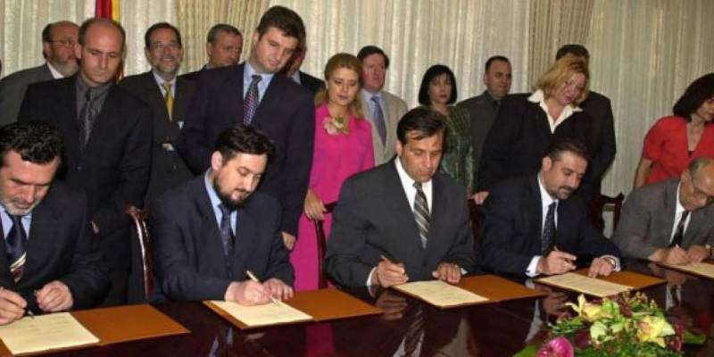 Συμφωνία Οχρίδας: Μια ειρηνευτική προσπάθεια της ΠΓΔΜ σε εξέλιξη