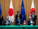 Εμπορική συμφωνία Ευρωπαϊκής Ένωσης και Ιαπωνίας