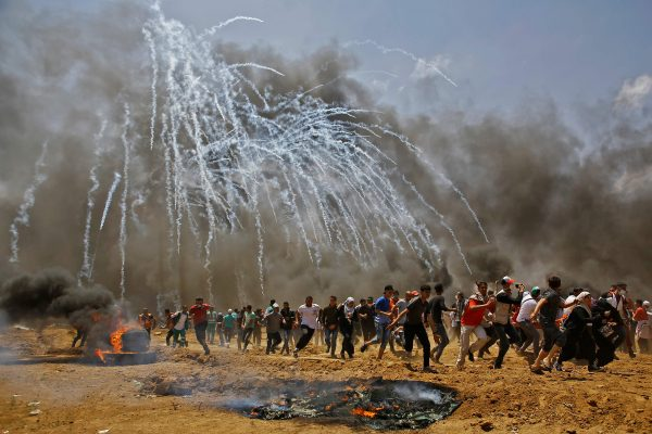Η χρήση θανάσιμης βίας από τις Αμυντικές Δυνάμεις του Ισραήλ…