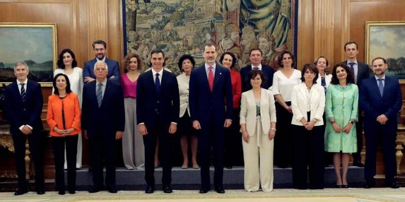 ΟPedro Sanchez αναλαμβάνει τα ηνία της Ισπανίας μετά την παραίτηση…