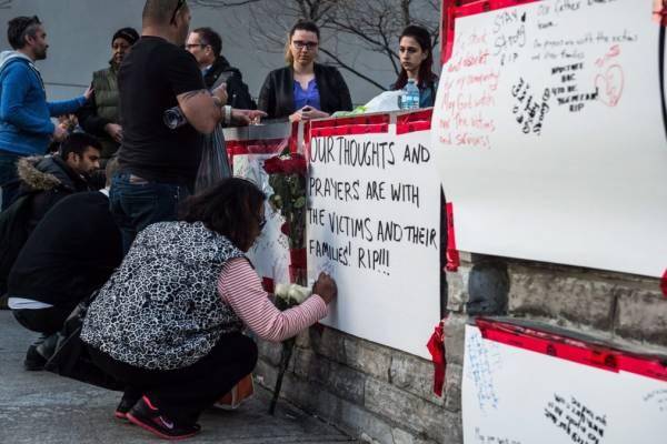 Επίθεση στο Toronto: ακόμη μια τραγωδία υπό το βλέμμα της…