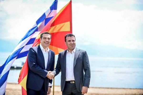 Η πρόταση μομφής και η κατάληξη του 'Μακεδονικού' στις Πρέσπες