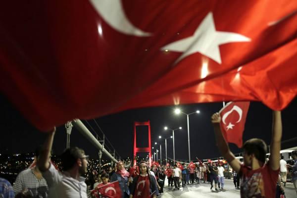 Η κράτηση των δύο Ελλήνων Αξιωματικών στην Τουρκία υπό το…