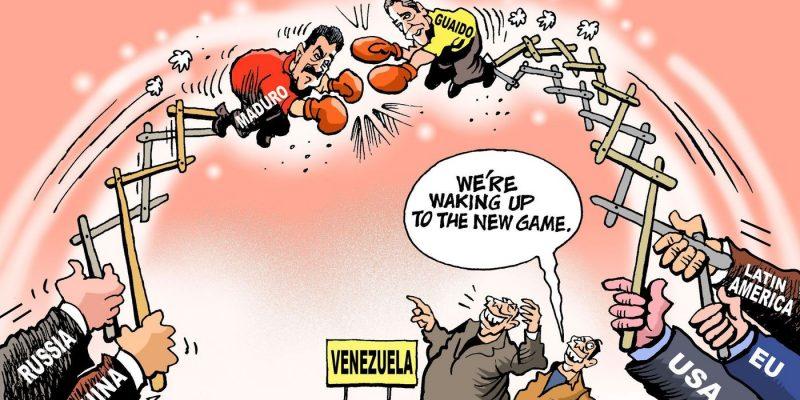 Ζητήματα Διεθνούς Δικαίου στη Βενεζουέλα του 2019