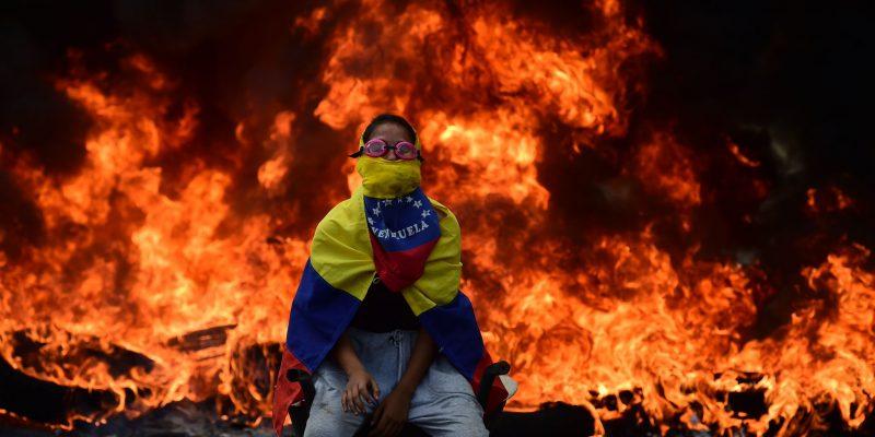 Οι τελευταίες εξελίξεις στην Βενεζουέλα